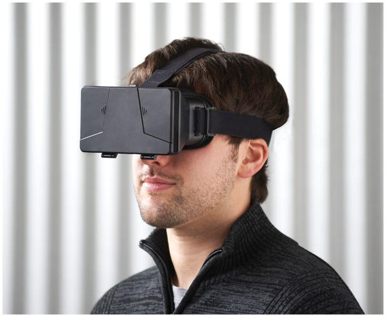 Óculos de realidade virtual Hank