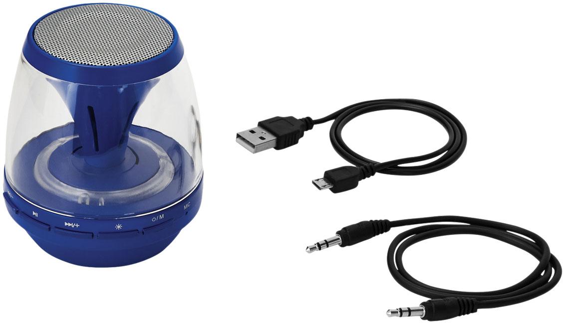 Coluna com iluminação Bluetooth® Rave
