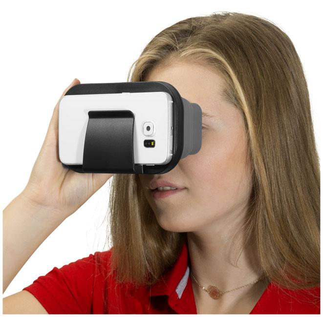 Óculos de realidade virtuais dobráveis em silicone Sil-val