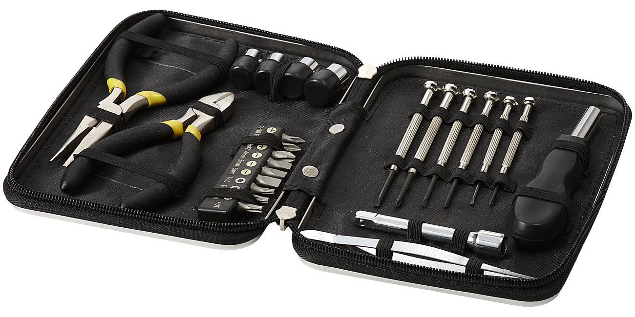 Conjunto de ferramentas de 24 peças