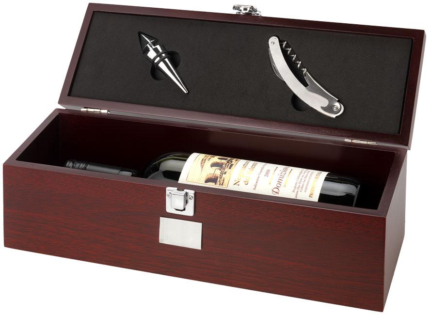 Caixa de vinho de 2 peças Executive