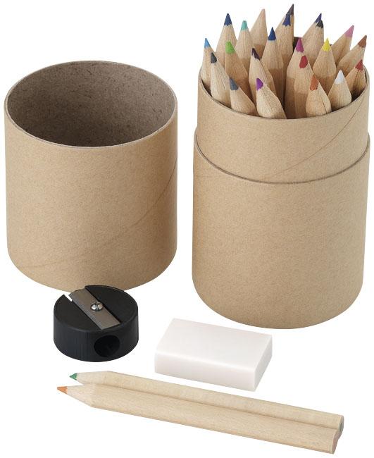 Conjunto de 26 lápis