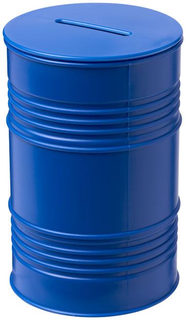 Mealheiro em forma de barril de petróleo Banc