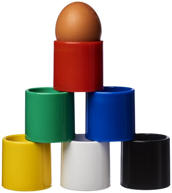 Copo para ovo em plástico Edie