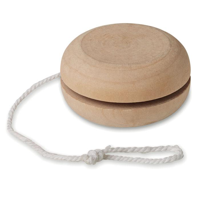 Yo-Yo de madeira