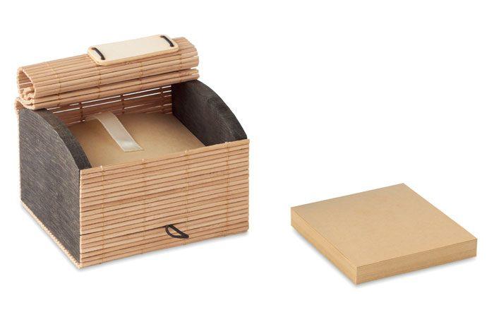 Bloco Notas Bambu 500 Folhas - Cortina Block