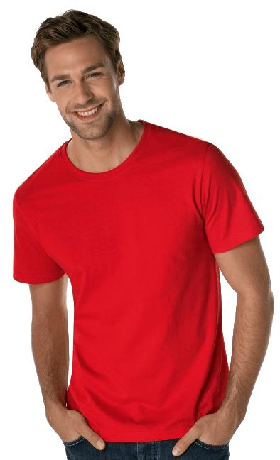T-Shirt Homem Gola Redonda