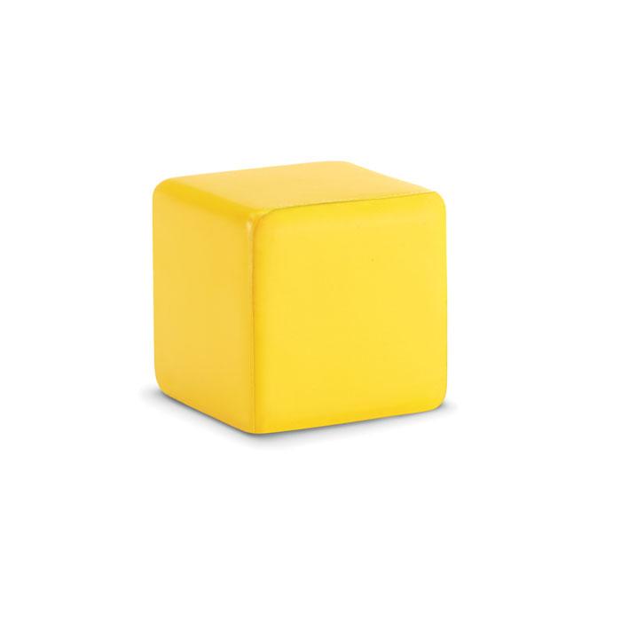Anti-stress PU Forma Cubo - Squarax