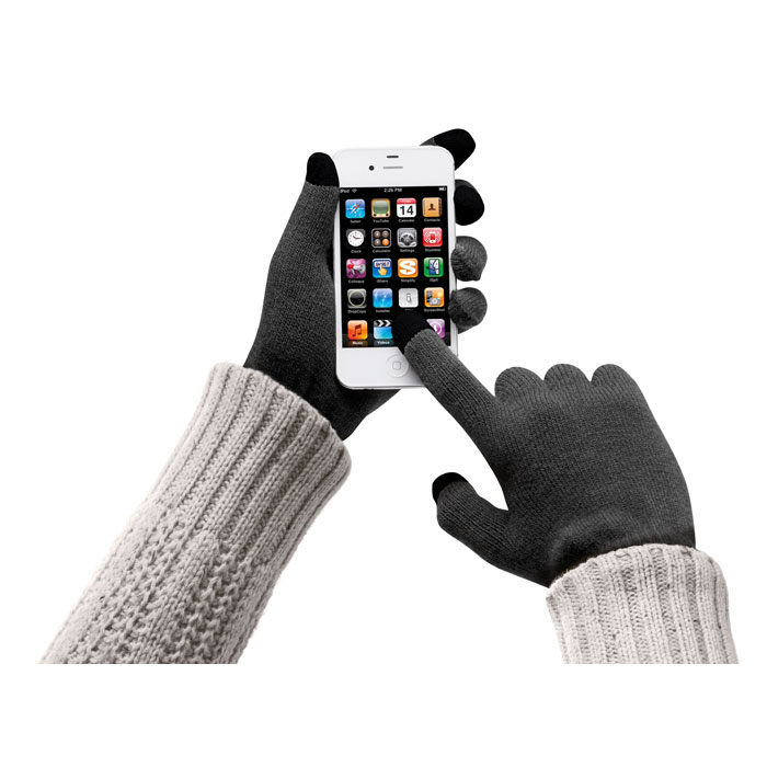 Tactile Gloves For Smartphones - Tacto