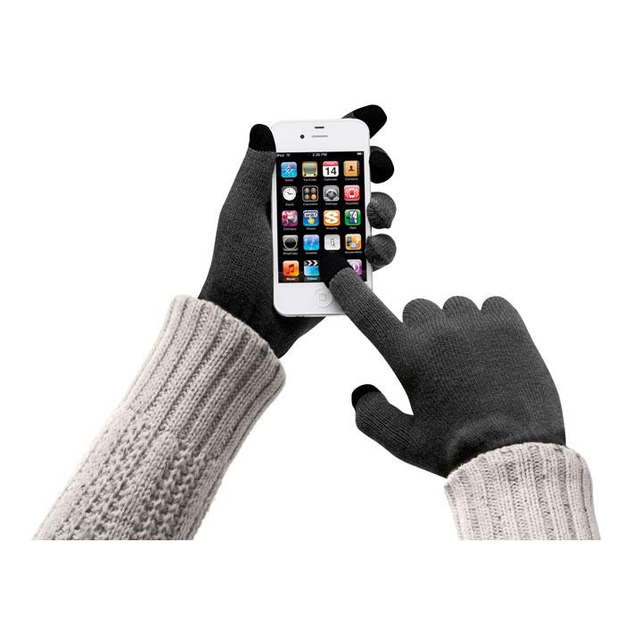 Guantes Táctiles P/ Smartphone - Tacto