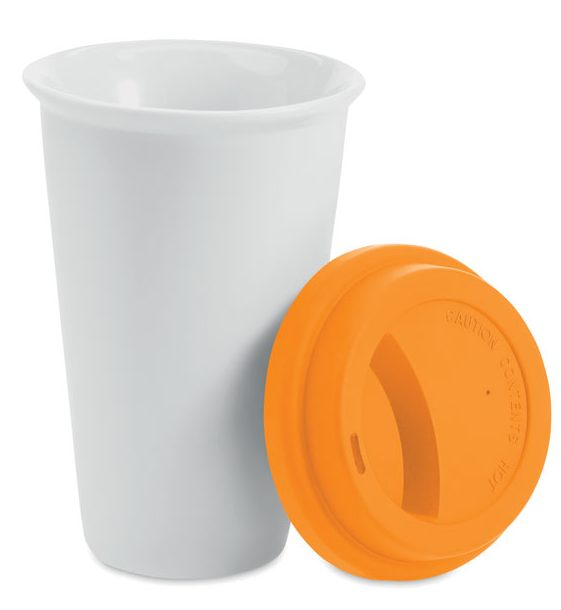 Double Wall Travel Cup - Paddington