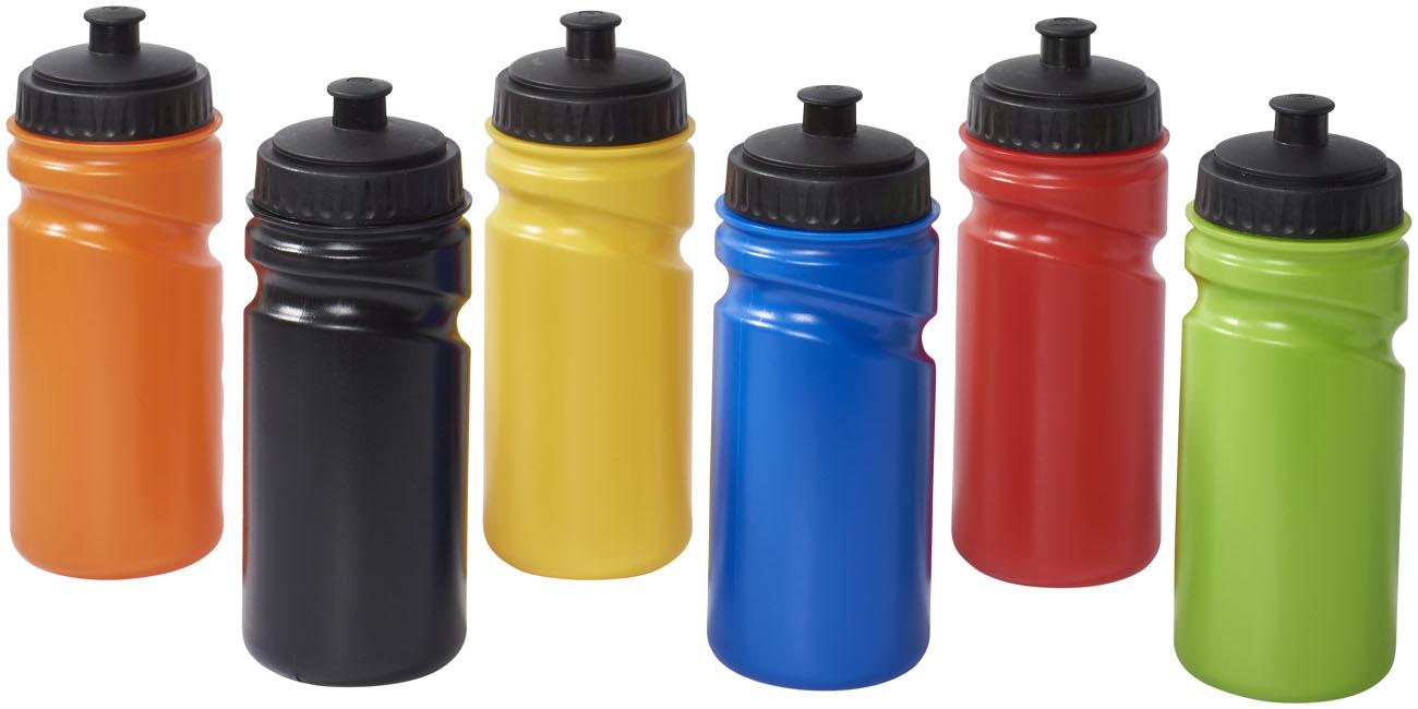 Garrafa colorida para desporto Easy Squeezy
