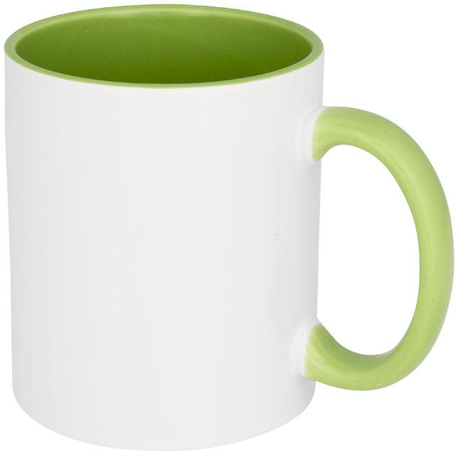 Pix sublimation colour pop mug