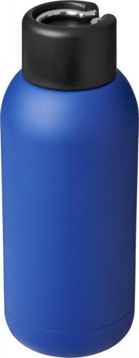 Garrafa desportiva de 375 ml com isolamento a vácuo