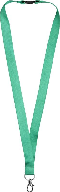 Cordón de bambú Julian con clip de seguridad