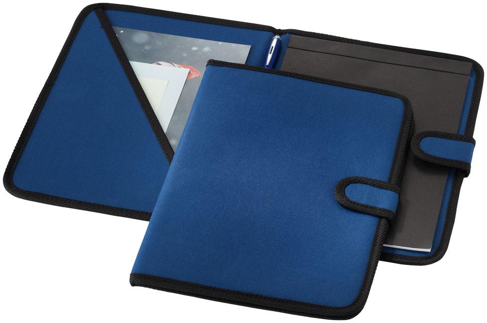 Portafolios A4 con bloc de notas University