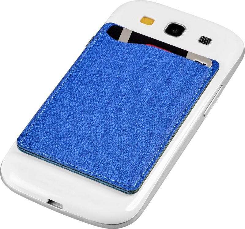 Carteira para telemóvel RFID Premium