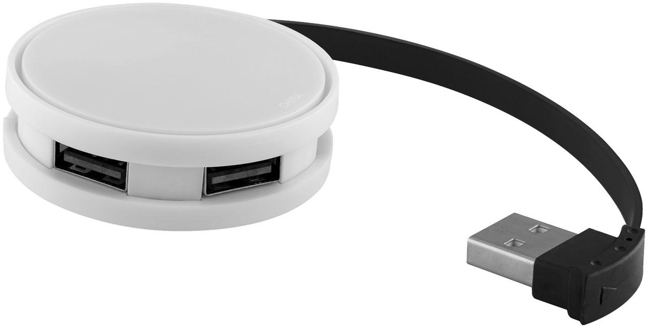 Hub de 4 portas USB Round