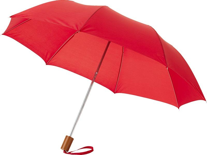 Paraguas plegable de 20 Oho