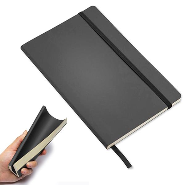 A5 soft thermal PU cover notebook