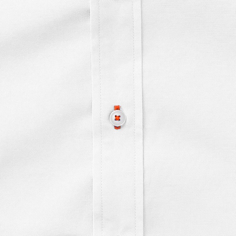 Camisa oxford manga comprida de homem Vaillant