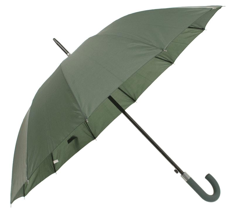 Metallic frame umbrella