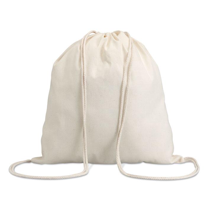 Cotton drawstring bag - HUNDRED