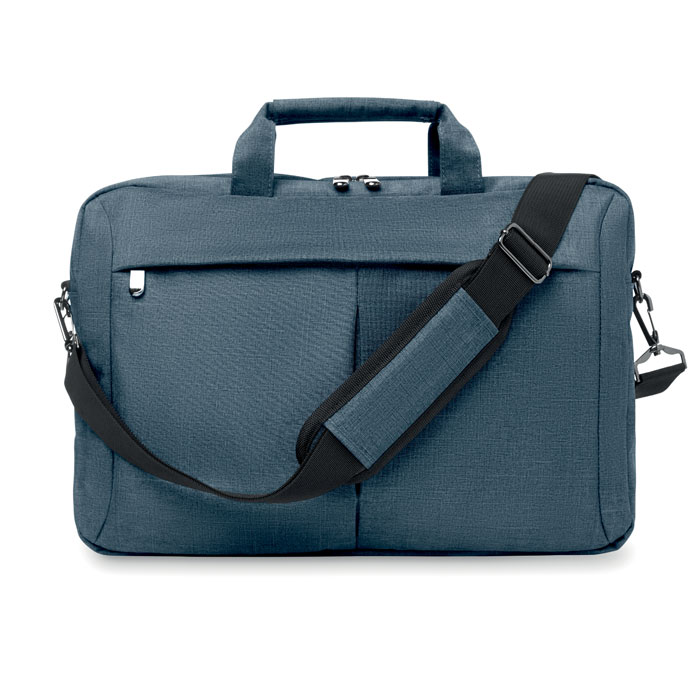 Laptop Bag In 2 Tone 360d - Stockholm