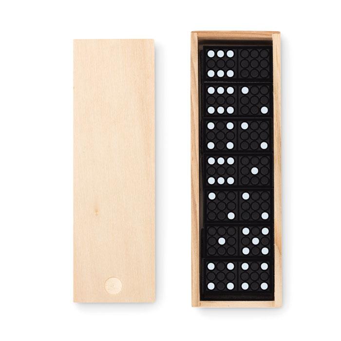 Domino de plastico