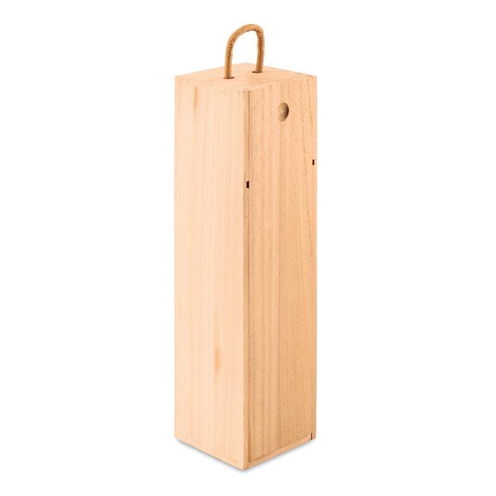 Caixa de vinho em madeira - VINBOX