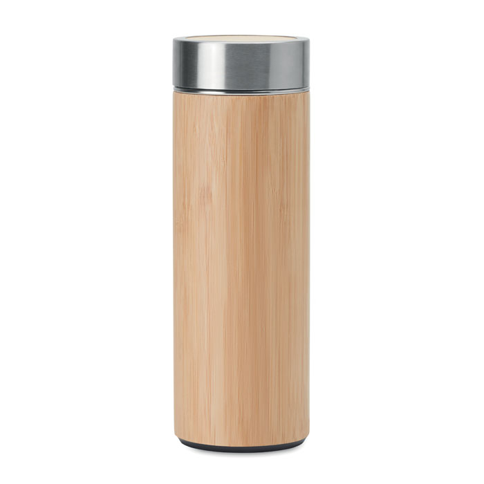 Double walled bamboo bottle - BATUMI