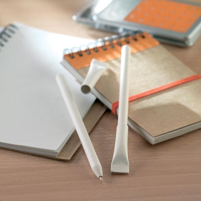 Bolígrafo papel reciclado - ARTEL