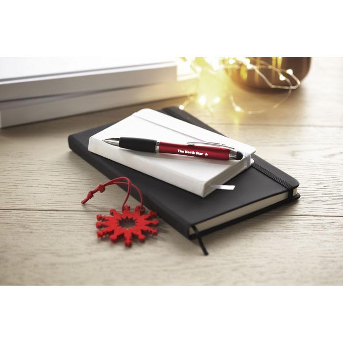 A5 cuaderno a rayas - ARCONOT