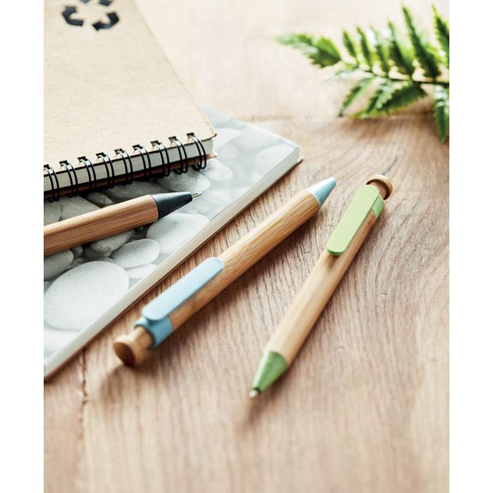 Bolígrafo de bambú - TOYAMA