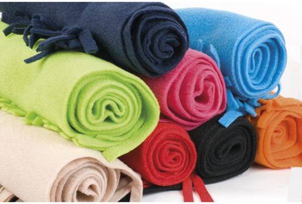 200grs/m2 polyester anti-piling scarf