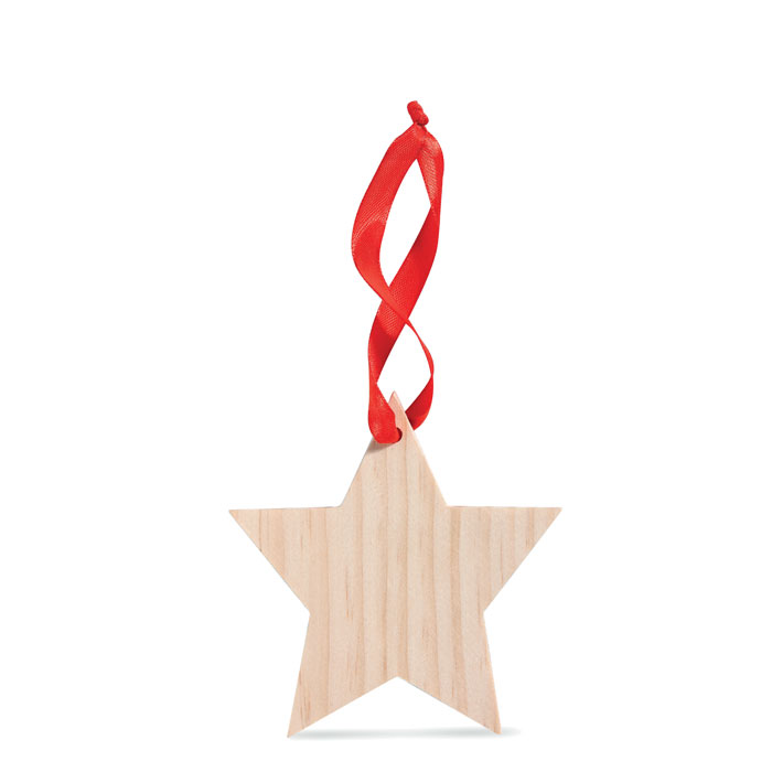 Star shaped Christmas decoration
