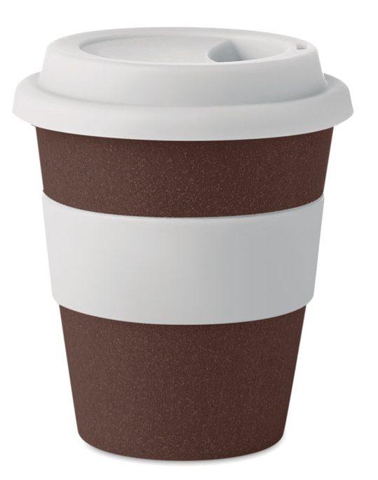 Caneca em Café e PP - Brazil White