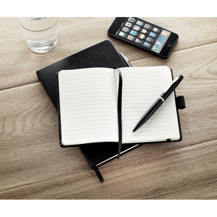 A5 Note Book With Pen - Notaplus