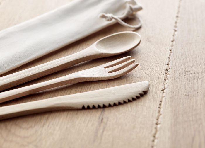 Bamboo Cutlery Set - Setboo