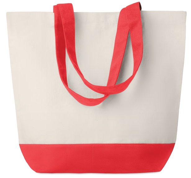 Canvas beach bag 170gr/m2 - KLEUREN BAG