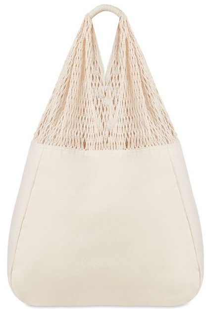 Beach Bag Cotton/mesh - Barbuda