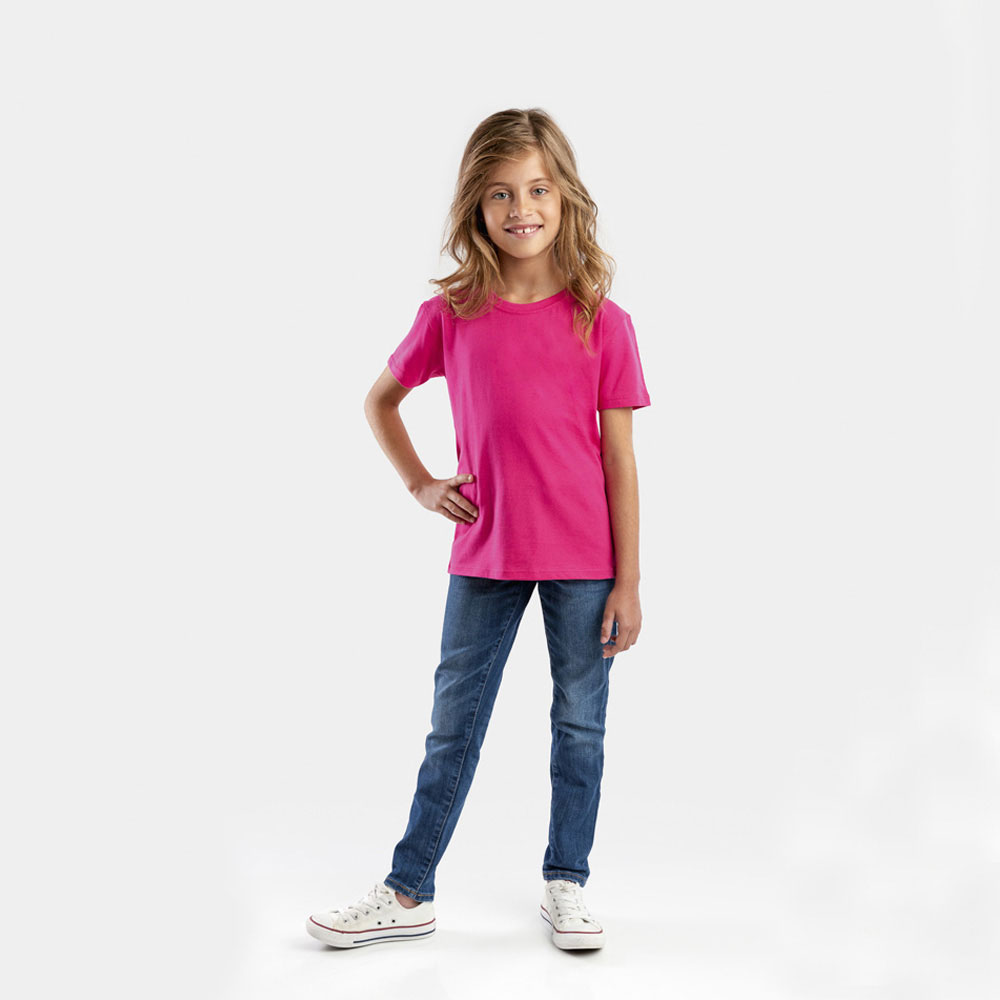 Children's T-shirt - Ankara Kids