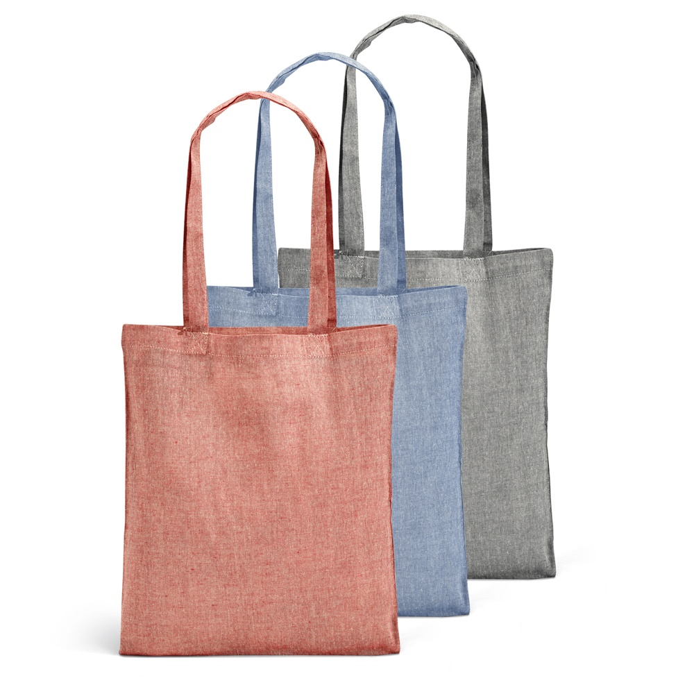 Recycled cotton tote bag - RYNEK