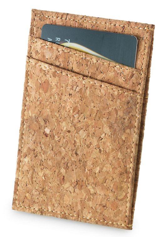 Cork card holder and wallet - DANIEL
