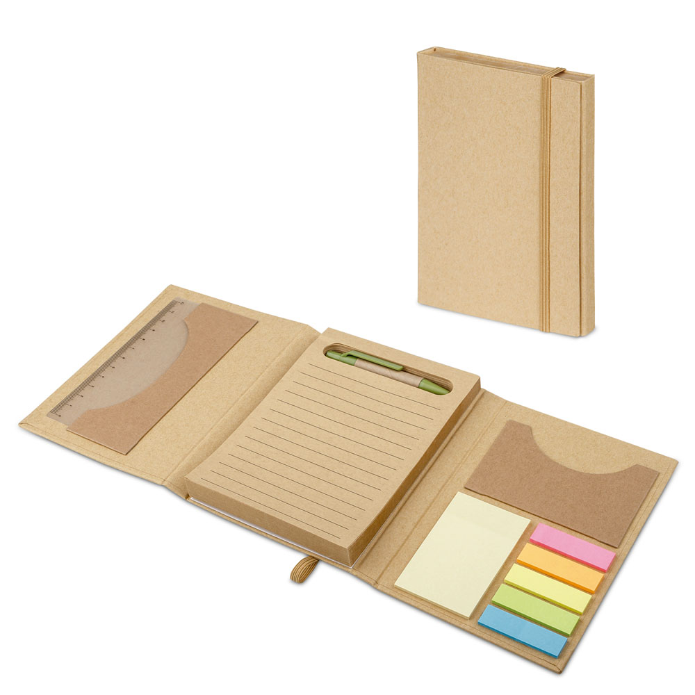 Recycled paper office set - ELIOT