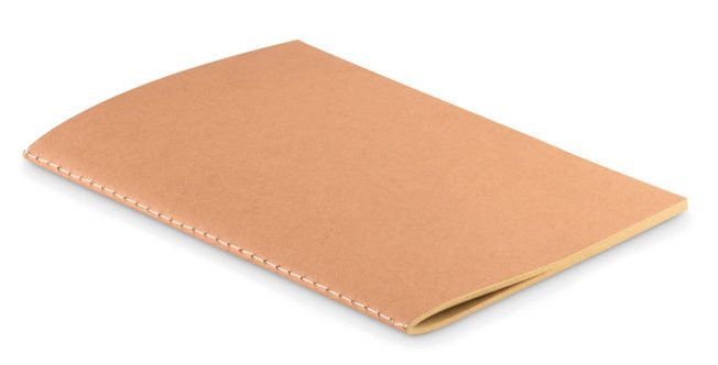A5 notebook in cardboard cover - MID PAPER BOOK
