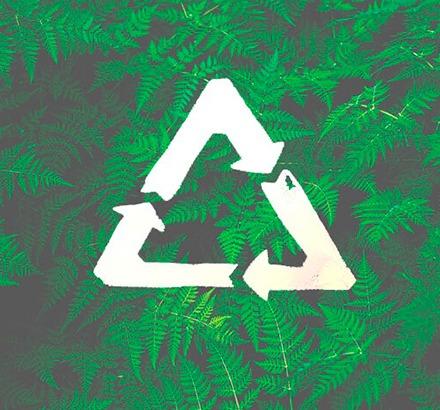 Linha Reciclada – uma escolha amiga do ambiente!