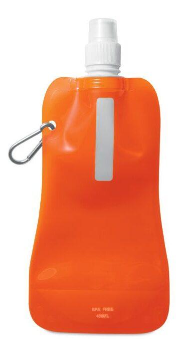 Botella de Agua Plegable - Gates