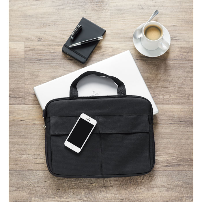 Polyester computer bag - TOGO