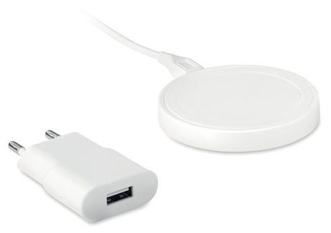 Conjunto carregador wireless - WIRELESS PLATO SET